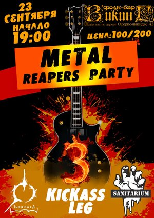 METAL REAPERS PARTY Pt.3