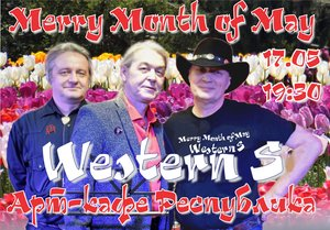 "Western S. ""Merry Month of May"""
