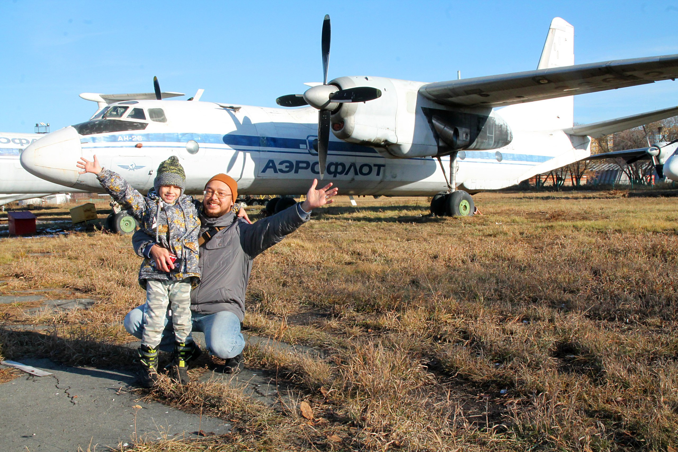 знакомство детей с профессией летчика